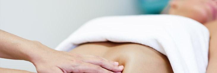 Eine Osteopathie Behandlung ist sanft